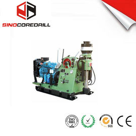 22 Kw Power Small Core Drilling Rig XY - 2B With 600m Drilling Depth