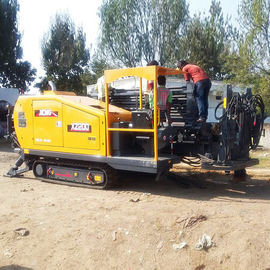 97KW power engine Horizontal Directional Drilling Rigs , Comfortable Hdd Rig